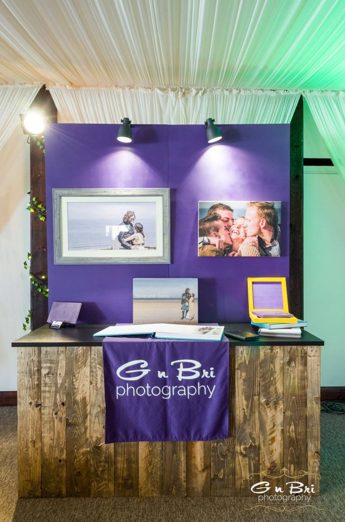 Wedding Fayre Stand