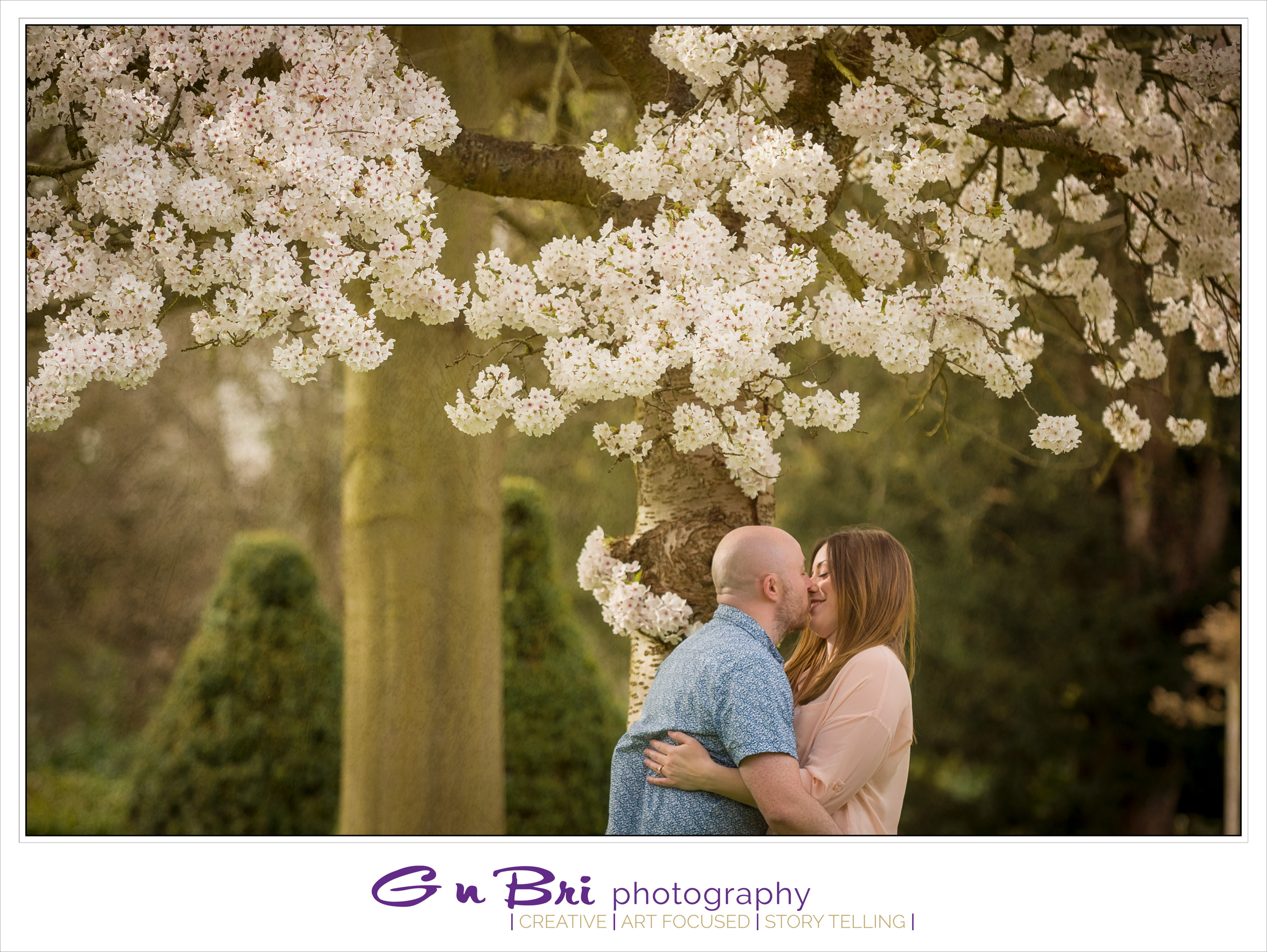 Pre-Wedding Photography at Hylands House