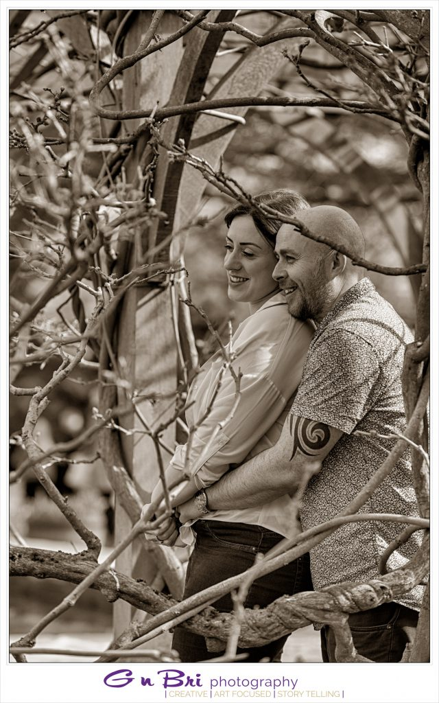 Engagement Photography at Hylands House