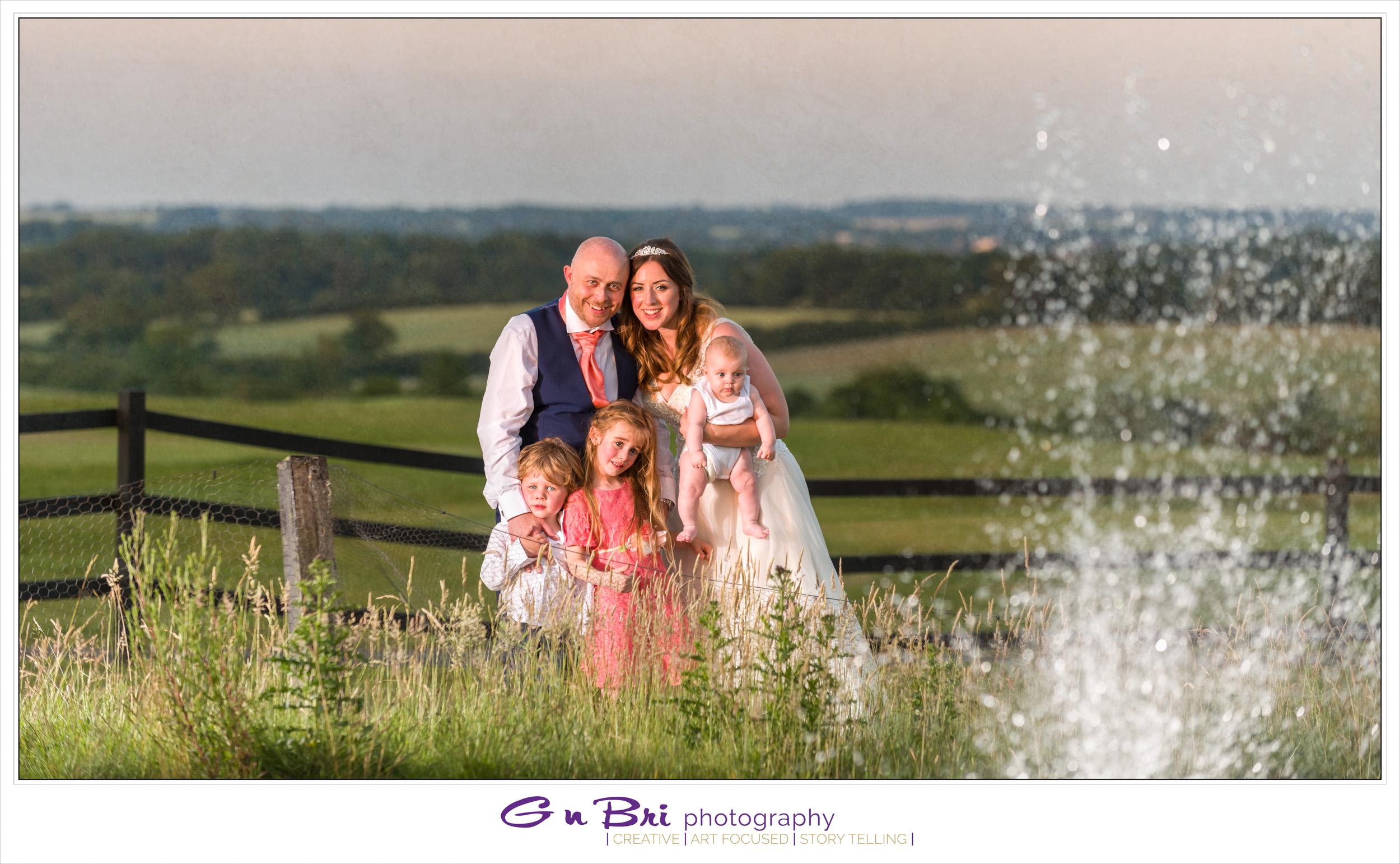 Blakes Golf Club Wedding Photography