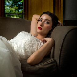 Art-focused Bridal Photography