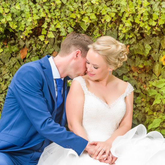 Wedding day at Great Hallingbury Major