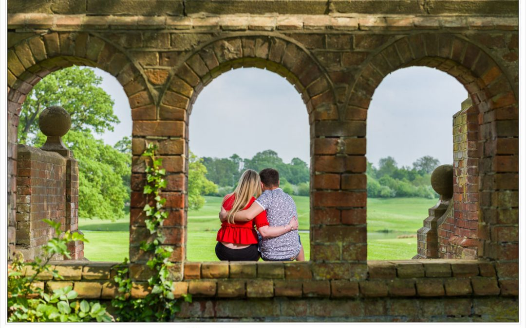 Hertfordshire Hanbury Manor Pre-wedding | Chloe & Gabriel | Sneak Peek