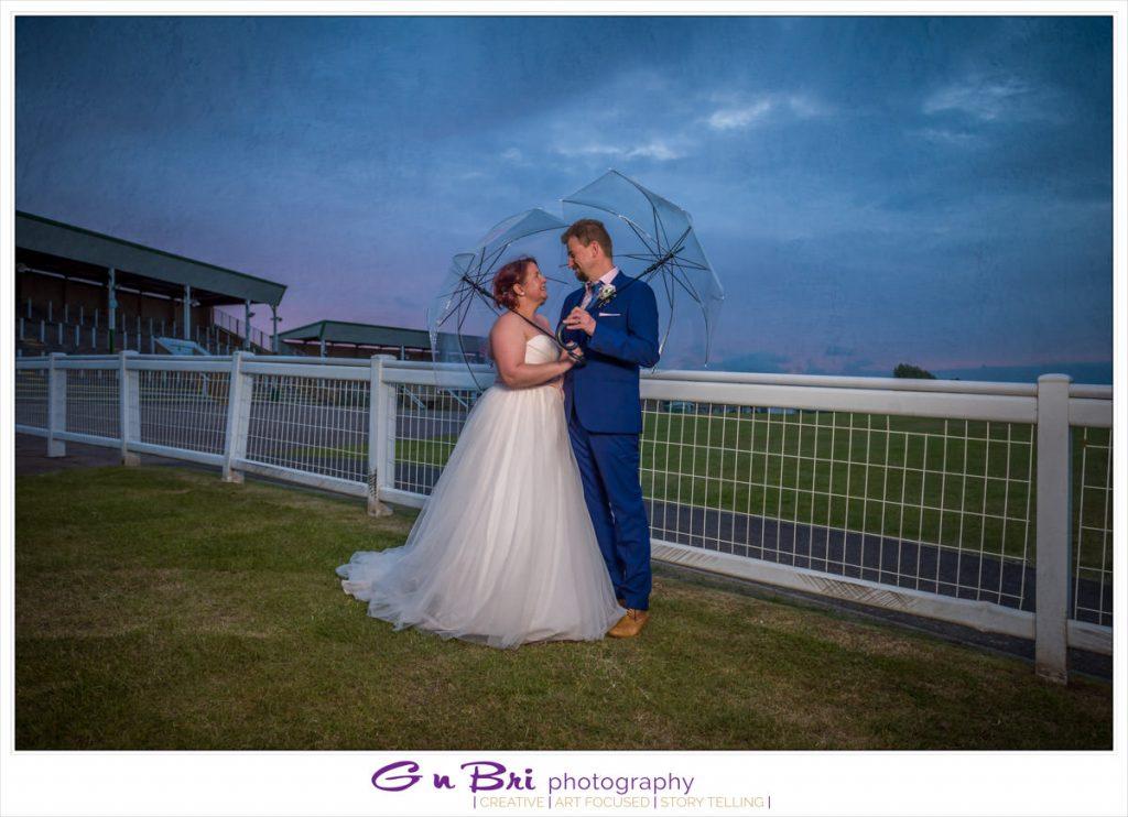 Great Yarmouth Sunset Wedding Creatives