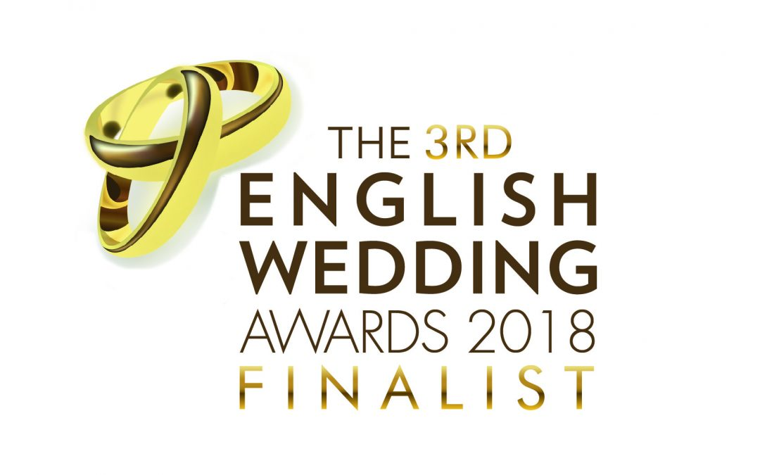 We Are English Wedding Awards Finalists!