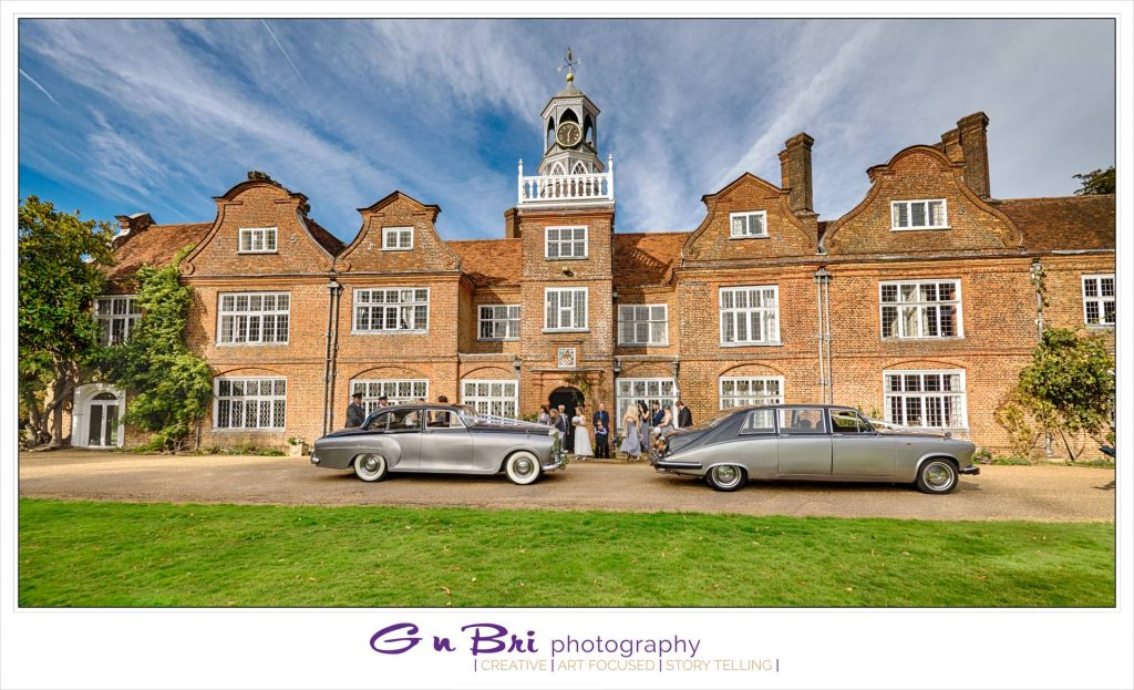 A Wedding at Rothamsted Manor.