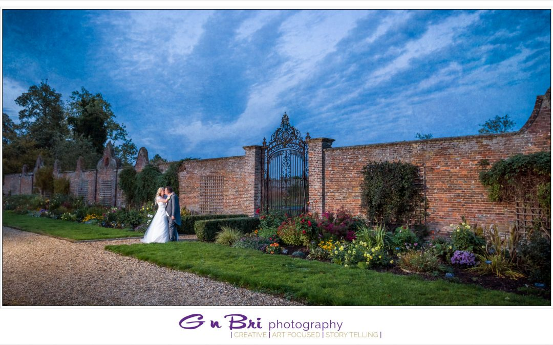 Rothamsted Manor Wedding | Andrew & Zuzana | Sneak Peek