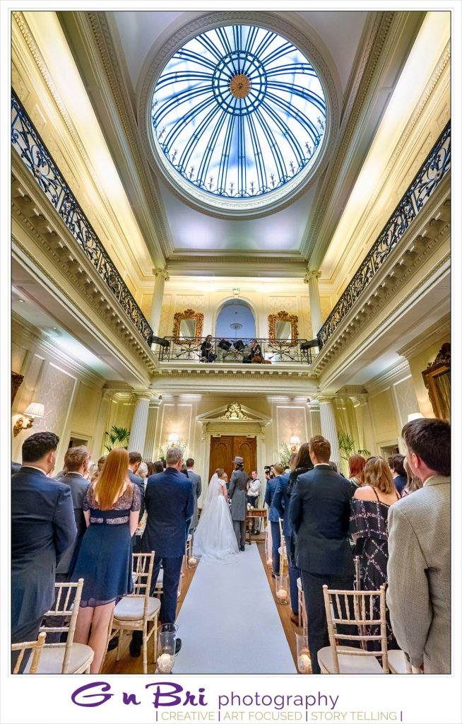 Hedsor House wedding ceremony