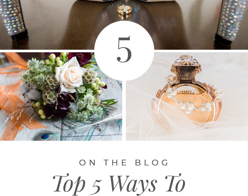 Top 5 Ways to Create a Realistic Wedding Budget
