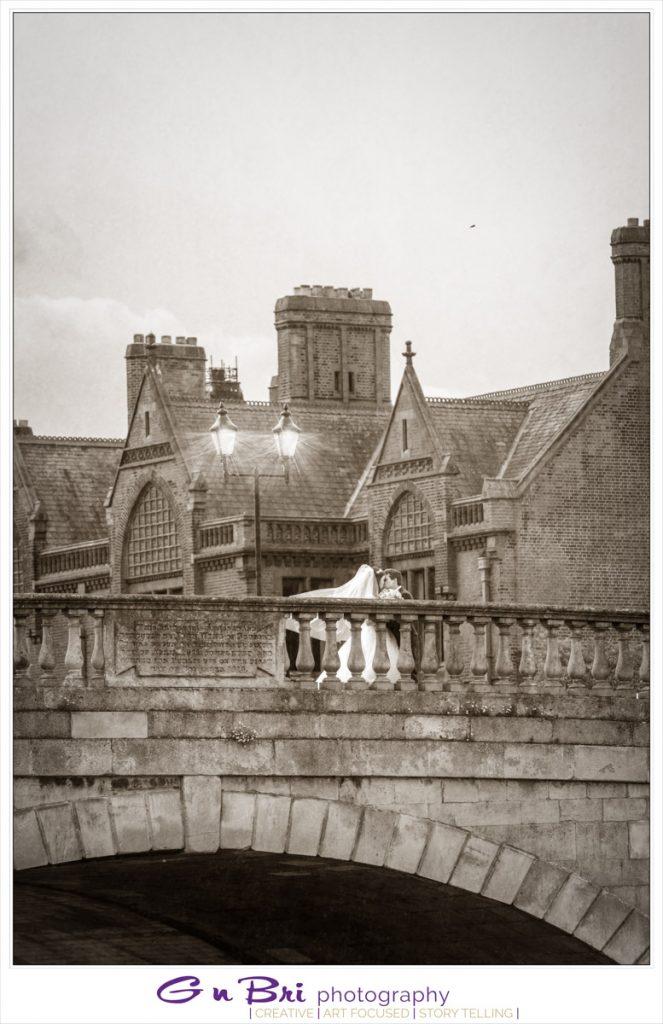 A Stunning Bedford Wedding Photo