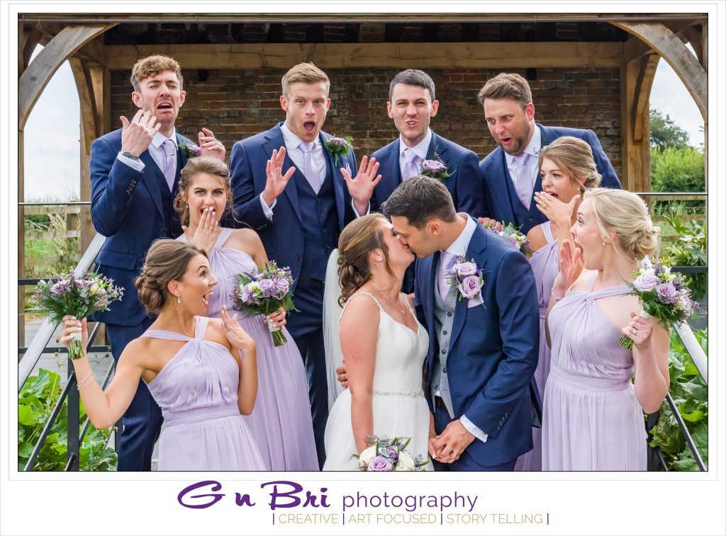 A Brilliatnly Funny Group Photo