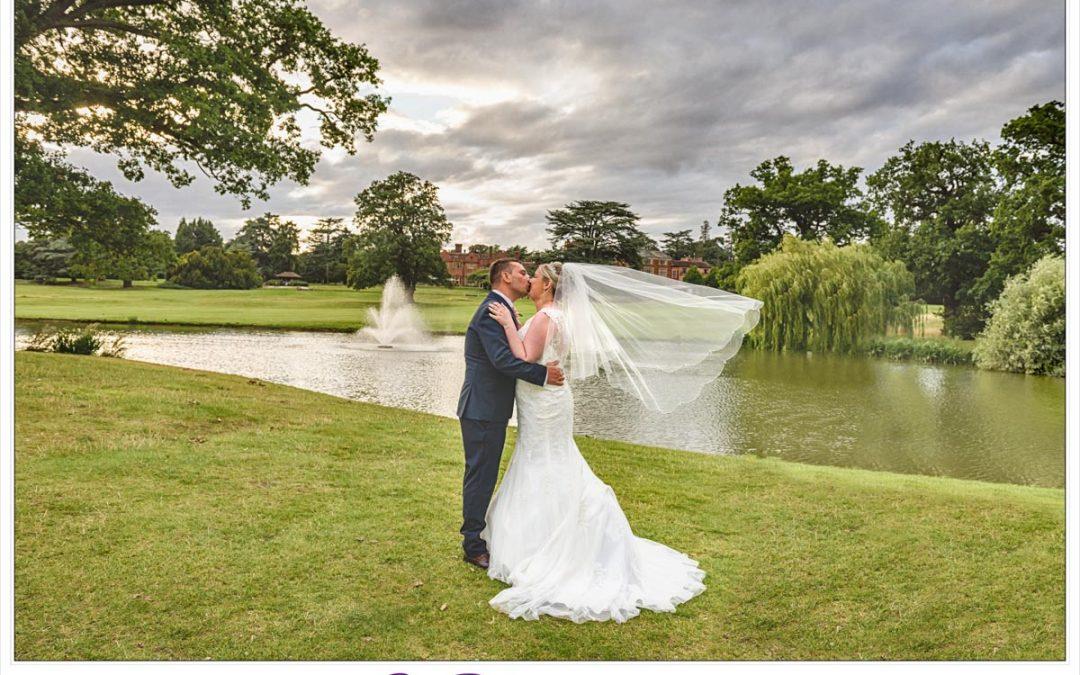 Hertfordshire Hanbury Manor Wedding | Chloe & Gabriel | Sneak Peek