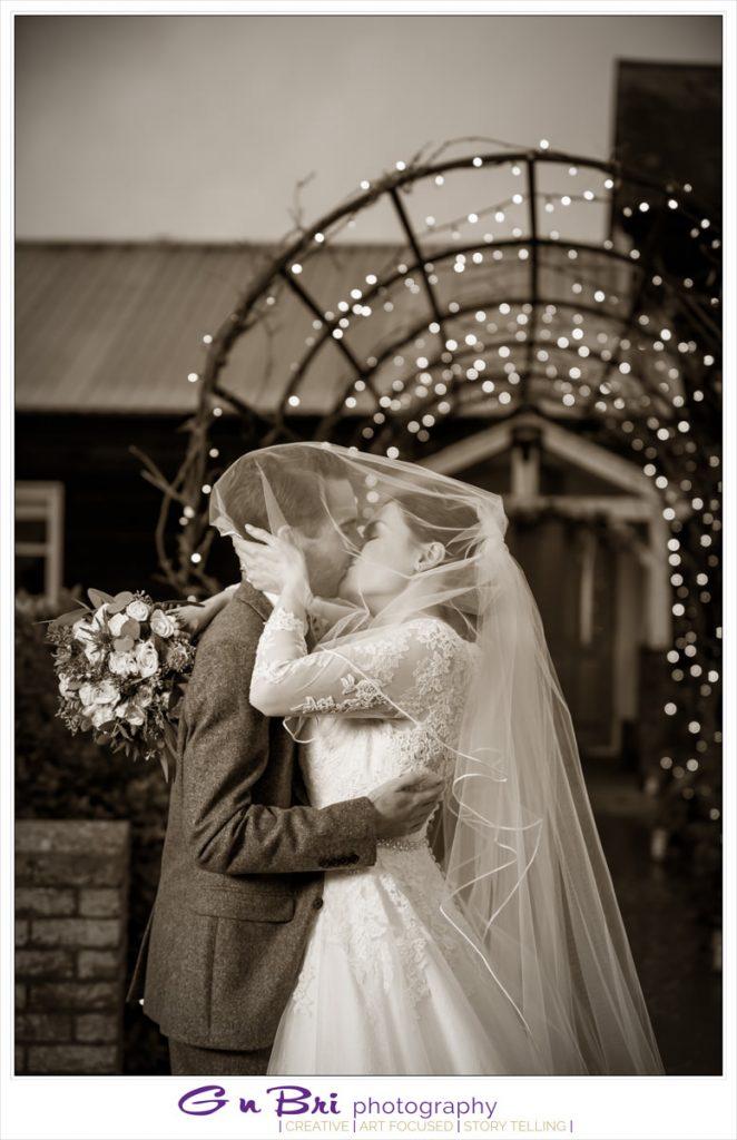 Under the Veil Kiss